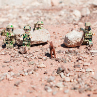 Compatible Lego Army Men MiniFigure Set of 16 Special Forces, Army, SWAT, Soldiers, Military Action Bricks Minifigures - ModernKitchenMaker.com