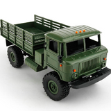 Remote Control 4WD Off-Road Military Truck - ModernKitchenMaker.com