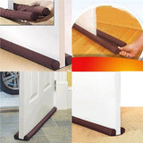 Twin Draft Door Guard Stopper - ModernKitchenMaker.com