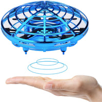 UFO Induction Drone Mini Drone Quad Induction Levitation UFO with hand