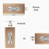 iOS USB Flash Drive for iPhone and iPad - ModernKitchenMaker.com