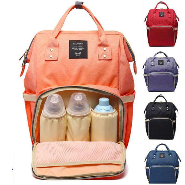 Diaper-n-go - The Ultimate Combo Mommy Bag - ModernKitchenMaker.com