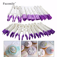 20pcs/set Cake Decorating Crimper Tool Set - ModernKitchenMaker.com