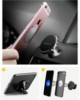 Magnetic Car Phone Stand Holder - ModernKitchenMaker.com