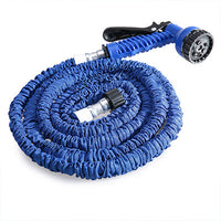Expandable Deluxe Garden Hose With Spray Gun - ModernKitchenMaker.com