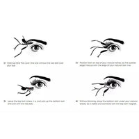 4 Pieces Magnetic Eyelash Extensions - ModernKitchenMaker.com