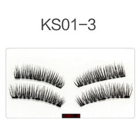 2 Pair of Magnetic Eyelash Extensions + FREE Clip as Gift! - ModernKitchenMaker.com
