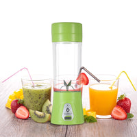 Portable 380ml USB Rechargeable Blender