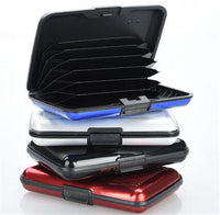 Deluxe Aluma Case Wallet / Credit Card Holder RFID Secure - ModernKitchenMaker.com