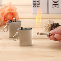 Match Lighter (Windproof) Flint Fire Starter - ModernKitchenMaker.com