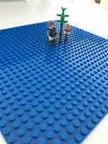 Compatible Lego Base Plates Compatible for Building Blocks 10x10 Great for Army, Construction and many other setups - ModernKitchenMaker.com