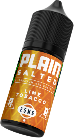 Plain Salted - Lime Tobacco