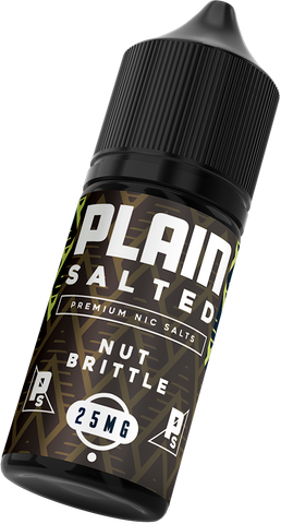 Plain Salted - Nut Brittle