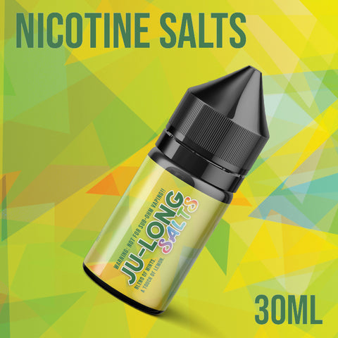 Majestic Vapour Salts - Ju Long