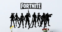 Fortnite LARGE 4 Feet Wide Vinyl Wall Decal