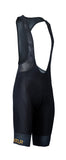 Detour Bib Shorts - Black