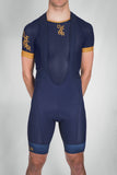 Detour Bib Shorts - Navy
