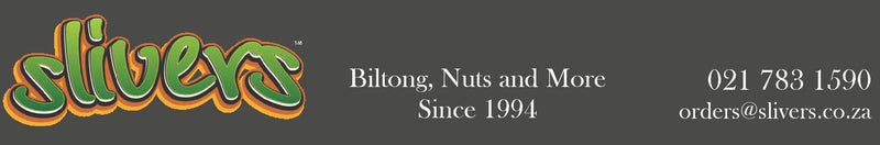 Slivers Biltong & Nuts