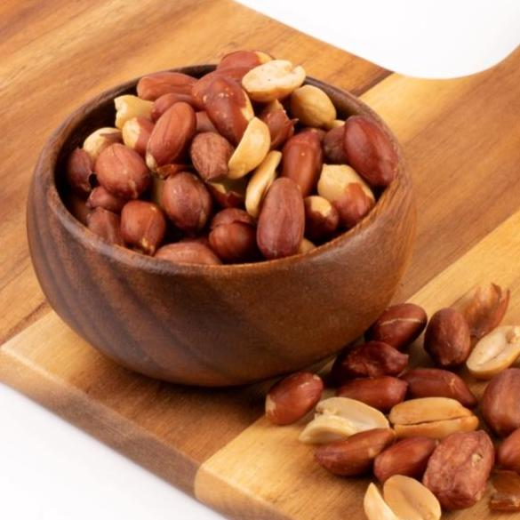 Giant Redskin Peanuts - Plain Roasted