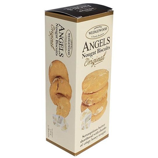 Wedgewood Nougat Biscuits