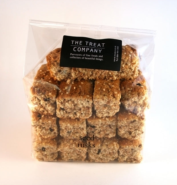 Treat Co Seed Rusks