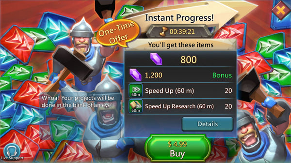 Instant Progress Package - 5% Discount