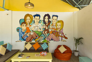 "This Hostel in Dalhousie is so F.R.I.E.N.D.S Themed, it might become your gangs ""Central Perk"""