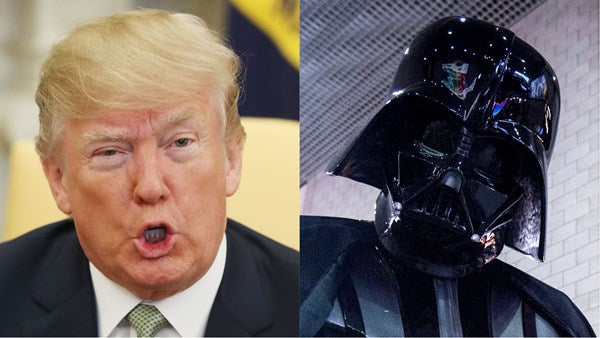 Trump Directed Pentagon To Create A Space Force, And We'll be Happy As Long As it Has A Mark Hamill Cameo