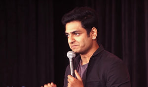 Why Kenny Sebastian is our Favourite Indian Comedian