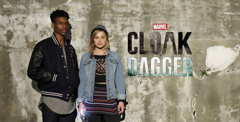 "Marvel Planning a Crossover Between ""Luke Cage"" and ""Cloak and Dagger"""