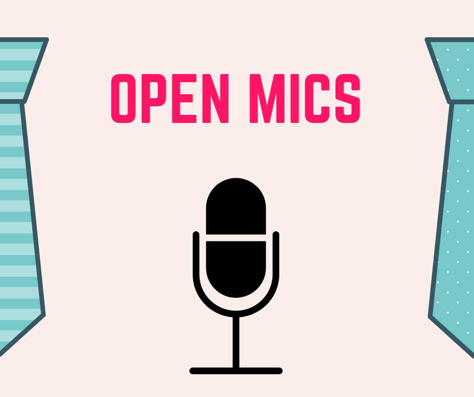 Rejuvenate your Tickle nerves with these Open Mics happening around the city !!