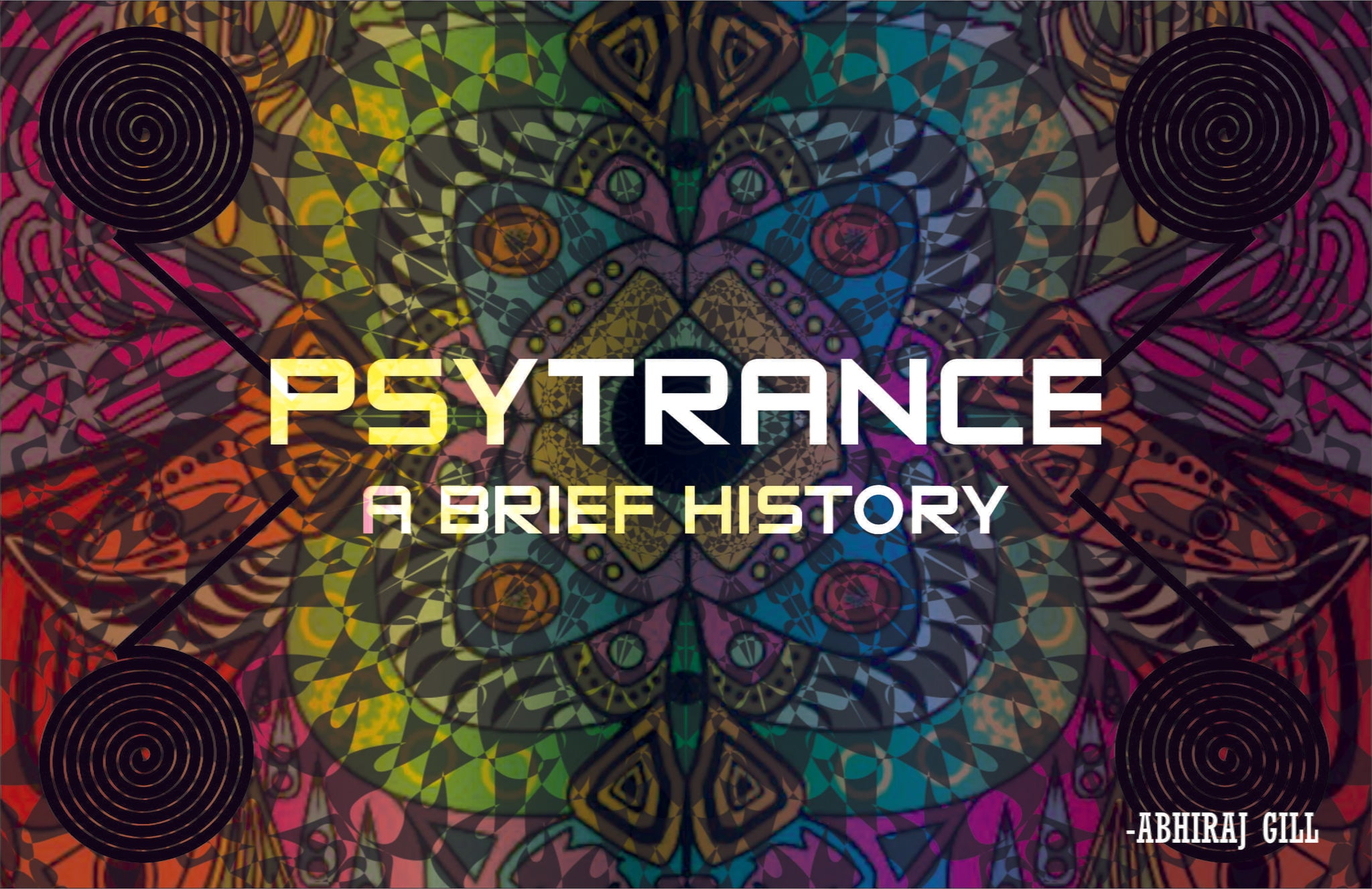 A Brief History and Indian Origin Of Goatrance, Now Known As Psytrance
