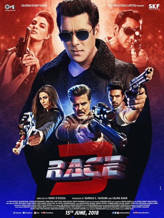 Race 3 vs Mission Impossible, Which Movie Do You Think Will Win Our Hearts? Note: Sarcasm Ahead
