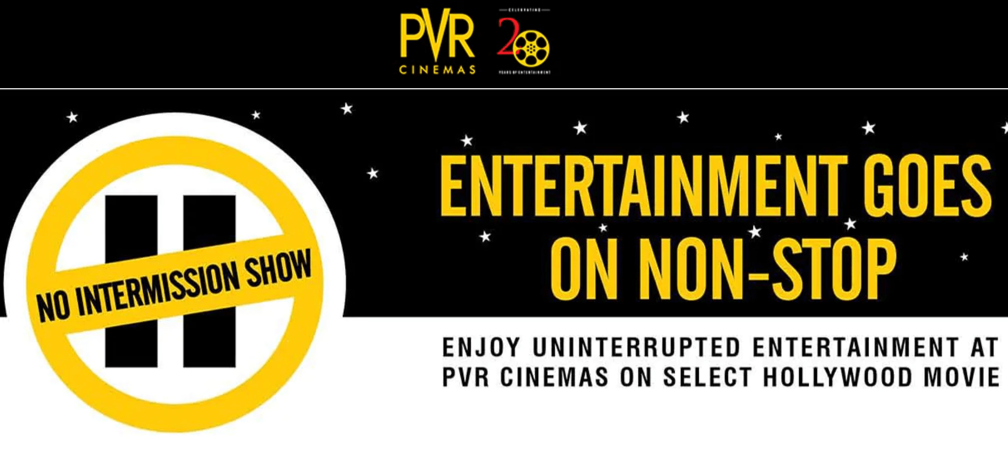 There Are Secret PVR Movie Shows Around India That Have NO Intervals.