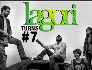 Ever heard of Folk-Rock Fusion? Lagori brings to you all these in a song