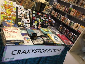 Craxy Store Open Now At Connaught Place, Delhi
