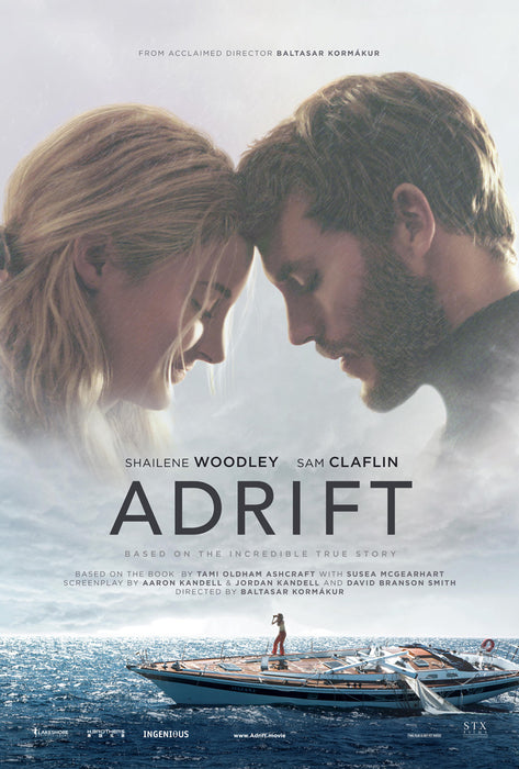 Adrift- Surfaces A True Story On The Struggle For Survival