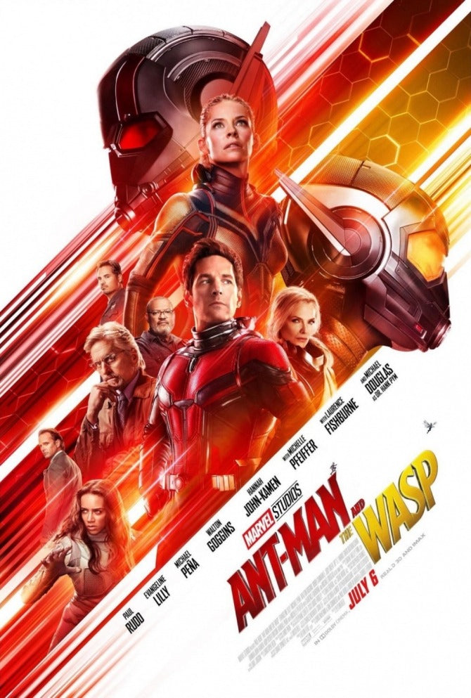 Ant-Man And The Wasp Trailer Looks Soo Much Fun