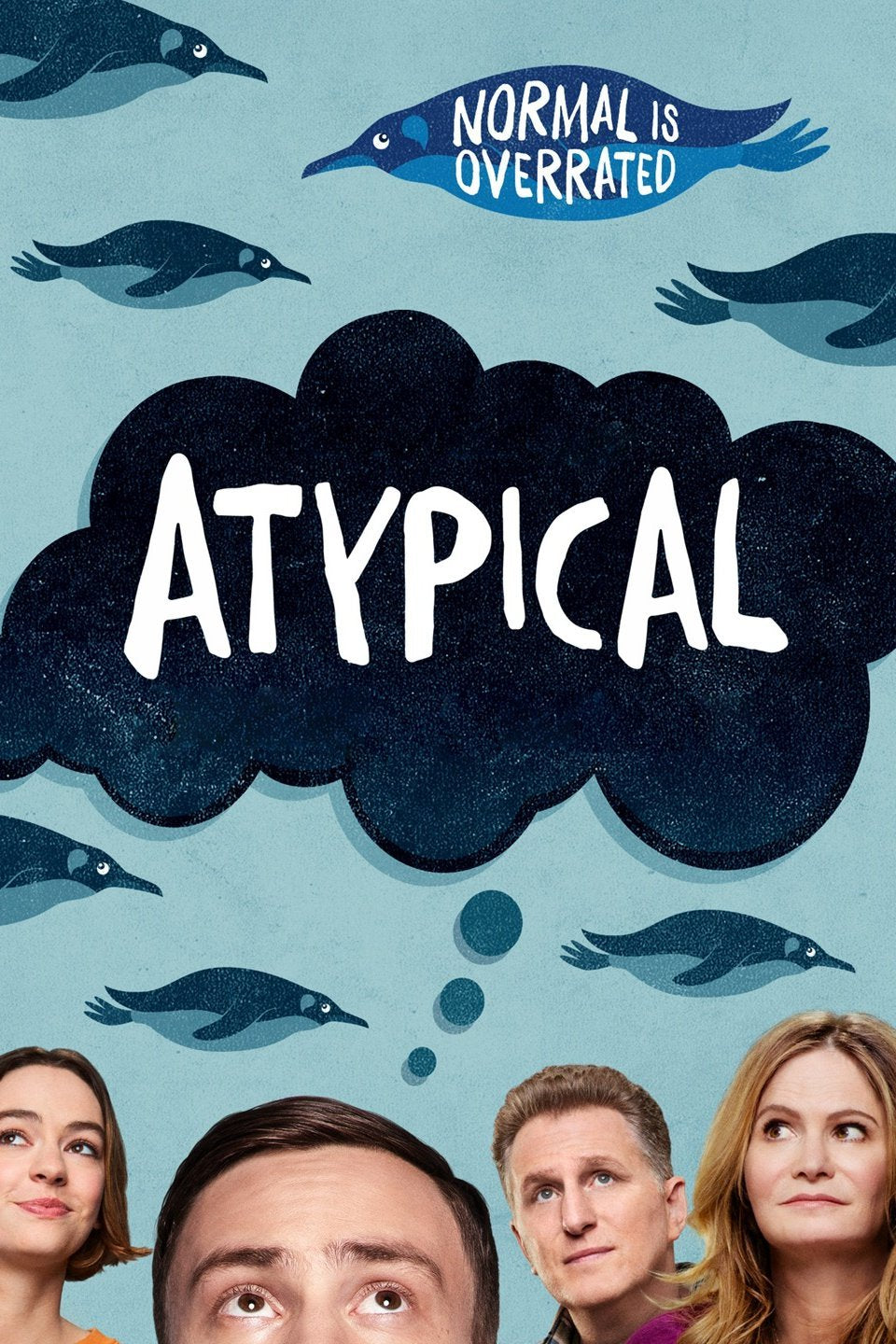 Atypical, An underrated TV show that deserves Recognition.  #CraxyReviews