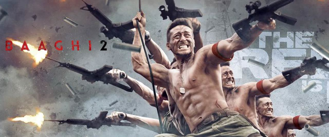 You can't afford to miss the movie of the year – Baaghi 2! Yes we mean that. How? Let's prove this to you.