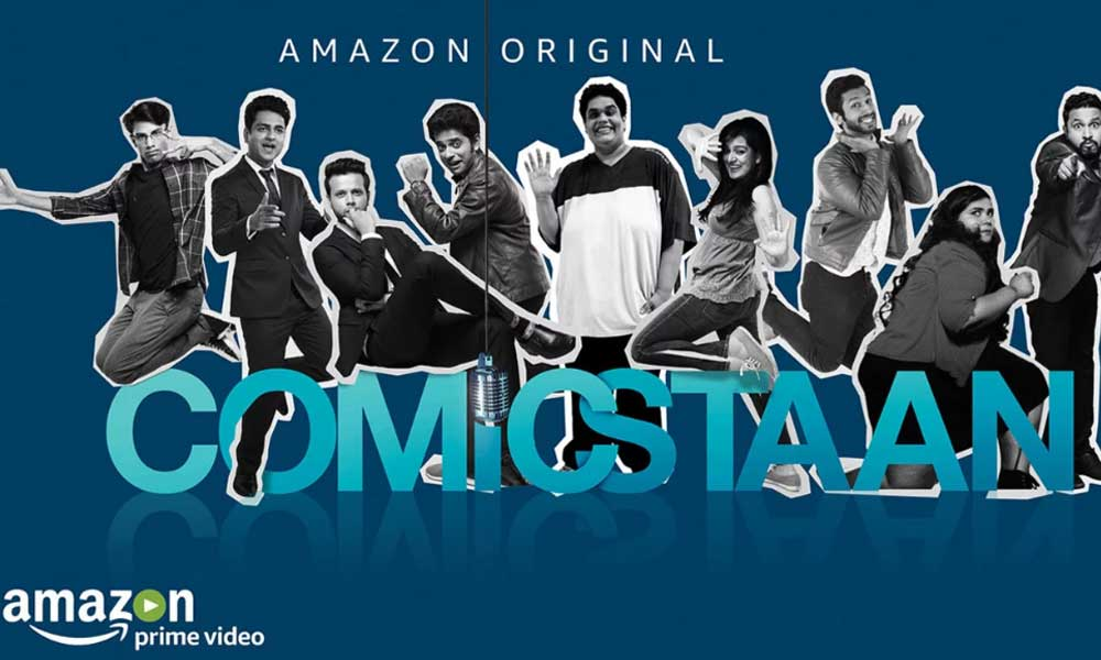Amazon Prime Comicstaan: A Stand Up Comedy Competition Judged by All India Bakchod, Official Trailer is here!