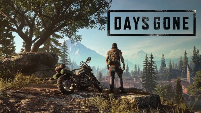 """Days Gone"" finally has a Release date and Gameplay Demo Revealed"