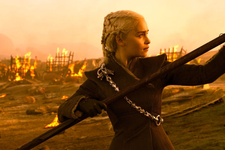Emilia Clarke Bids Goodbye To Game Of Thrones With A Heartfelt Message