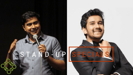 Stand up Specials Review Amazon Prime