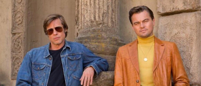 Brad Pitt, Leonardo DiCaprio Channel the 1960s in First Look Of The New Tarantino Movie