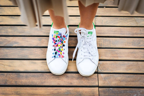 Funky Shoe Laces For Women