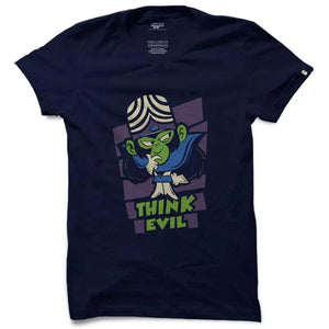 think evil mojo jojo t shirt cartoon network