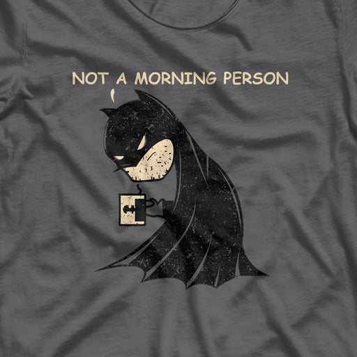 Bats Hate Mornings