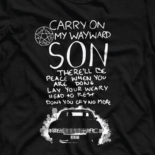 Supernatural Song T-Shirt