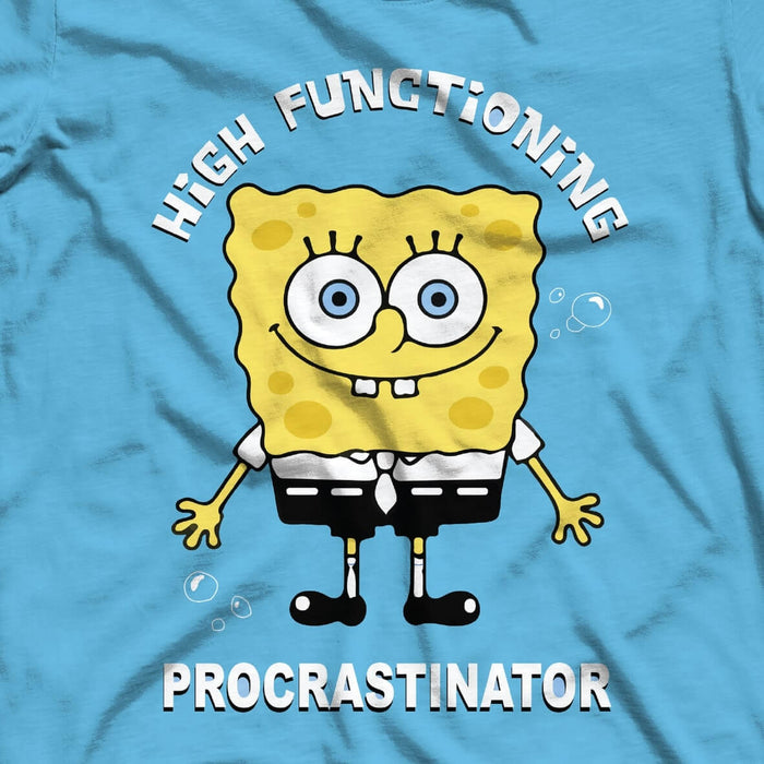 Procrastinating Spongebob